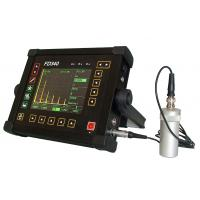 China Universal Ultrasonic Flaw Detector With LED Backlight Bright Color Display USMFD34035X wholesale