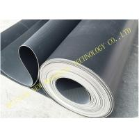 China Epdm Rubber Roofing Foundation Waterproofing Membrane 1.2 Mm / 1.5 Mm / 2.0 Mm Thick wholesale