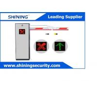 China 2 Remoter Traffic Control Gates/ Car Park BarriersWith Led Indicator Light wholesale