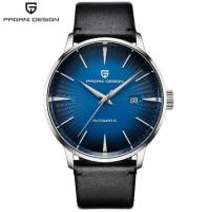 China PAGANI DESIGN Men Genuine Leather Band Full Automaticity Mechanical Wrist Watch PD-2770 wholesale