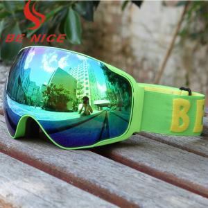China Youth Otg Ski Goggles Mirror Lens wholesale
