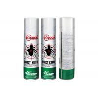 China Non Toxic Mosquito Repellent 750ml Alcohol-Based Insecticide Spray on sale