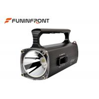 China CREE Handheld Outdoor LED Flood Lights , Underwater Diving Torch Light wholesale
