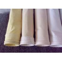 China Micron Needled Felt PPS Filter Fabric Anti Alkali Dust Collector Bag wholesale