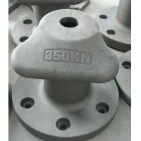 Wholesale Marine Cast Iron T - Head Mooring Bollard Mooring Bitts For Ship Berthing from china suppliers