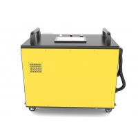 China 100W Handheld Fiber Laser Cleaning Machine for Paint and Rust Removal wholesale