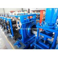 China Metal Furring Channel Stud And Track Roll Forming Machine Auto Drywall on sale