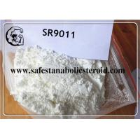 China 99% High Purity SARMs White Powder  SR9011 for Gaining More Muscle wholesale