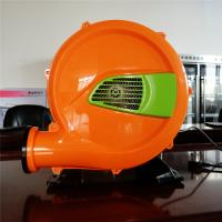 China 750W Bounce House Air Blower , Commercial Bouncy Castle Blower Double Action wholesale