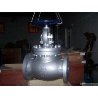 China API/ANSI CLASS 150LB/300LB/600LB Flanged Globe Valve With Rising Stem wholesale