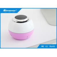 China Colorful Waterproof Mobile APP Bluetooth Speaker Portable With Microphone wholesale