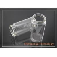 Quality 100ml Clear Wishing Borosilicate Glass Bottle For Creative Products Packaging for sale