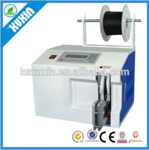 China Semi-automatic metal wire twist  tie machine;cable tie machine X-28T wholesale