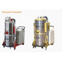 China 7m2 Filter Area Concrete Floor Vacuum Sweeper , Concrete Grinder Dust Collector wholesale
