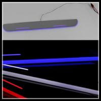 China For Ford LED door sill plate lights LED moving door scuff LED courtesy lamps for Ford Kuga wholesale