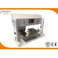 China Automatic v-cut PCB separator motorized type with LCD program Control wholesale