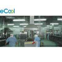 China 5000 Square Meter Cold Room Warehouse For Meatballs Producing And Meat Processing wholesale