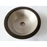 China Resin Bond CBN Diamond Concrete Grinding Disc For Carbide Wet / Dry Grinding on sale