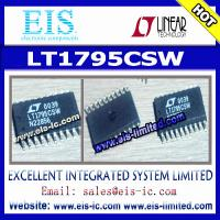 China LT1795CSW - LT - Dual 500mA/50MHz Current Feedback Line Driver Amplifier - Email: sales009 on sale