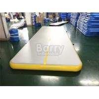 Buy cheap 3m 4m 5m 6m 7m 8m 9m 10m 12m 15m 16m 17m 18m 20m Inflatable Tumble Track With from wholesalers