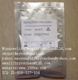 China ricoh c3001 c3501 c4501 c5501 developer original new wholesale