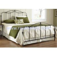 China Personalised Style Wrought Iron Interesting Kids Beds With Metal Frame Childrens Bedroom Furniture wholesale