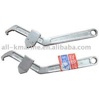 China Adjustable Hook Spanner Wrenches wholesale