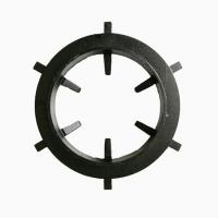 China HB-13 Custom Cleaning Cast Iron Grill Gas Stove Grates for Outdoor use or for restaurant cooking wholesale