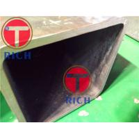 China Hollow Square / Rectangular Welded Steel Tube Erw / Seamless Carbon Steel wholesale