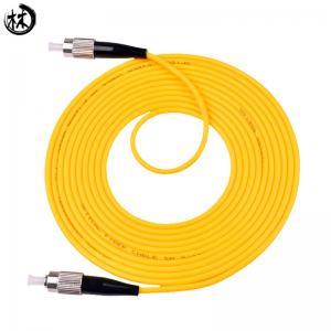 China 3M FC/UPC-FC/UPC Fiber Optic Patch Cord Operating Temperature -40 ~ 85℃ on sale
