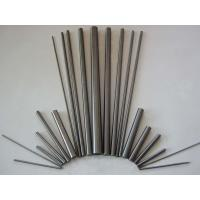 China H6 Polished Tungsten Carbide Rod , Cemented Carbide Rods For End Mills wholesale