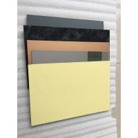 China External Wall Material ACP 4mm Aluminium Composite Panel With Polyester Paint wholesale