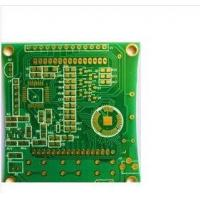China Rigid Double Side Pcb Assembly Soldering Double Sided Pcb 2 Layer wholesale