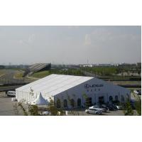 China 25mx30m Fabric Structure Exhibition Aluminium Frame Tents For Car Show wholesale