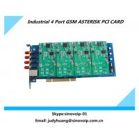 China 4 ports gsm sim with module for asterisk wholesale