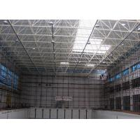 Modern Clear Span Portal Steel Frame Structure ASTM A36 Carbon Steel