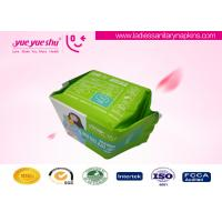 China Extra Thin Regular Sanitary Napkins For Woman Quick Absorbency Feature wholesale