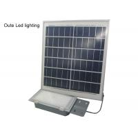 China Durable Integrated Solar LED Street Light With Lithium Iron Phosphate Battery wholesale