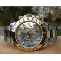 China Rolex Watch Rolex Daytona 116523 18kSS Mother of Pearl Diamond Dial wholesale