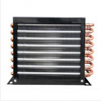 Buy cheap FNA-1.15/5.2 1 fan refrigeration condenser coil  for condensing unit 220v  50/60hz  40W  400*130*280mm from wholesalers
