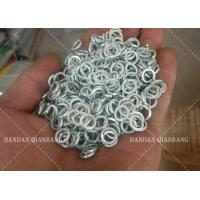 China Carbon Steel / Iron Material Heavy Duty Spring Washers , Spring Lock Washer DIN BSW Standard wholesale