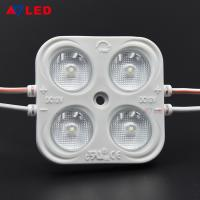 China Adled Light new square 4leds 3w 300lm 2835 smd led driver module for led sign board wholesale