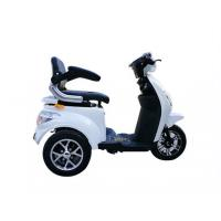 China 1000W Electric Tricycle For Handicapped , 3 Wheel Mobility Scooter wholesale