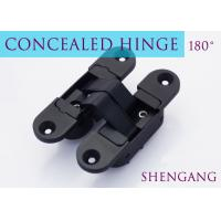 China Italy 3 Way Adjustable 180 Degree Concealed Hinges For Interior Doors wholesale