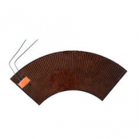 China 200 Degree Thin 24V Polyimide Film Heater on sale
