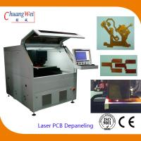 China Flexible Printed Circuit / Pcb Board Cutting Machine Laser Depaneling System wholesale