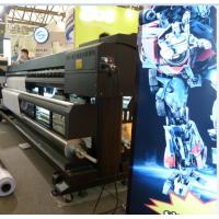 China 3.2M Eco Solvent A-Starjet Double Sided Printer for Light Box in Airport wholesale