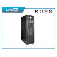 China Professional IP20 380VAC 50Hz Modular UPS Three Phase With Touch LCD Screen wholesale