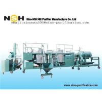 China Oil separator, oil recycling, oil filter, VFD transformer oil lubrication system on sale