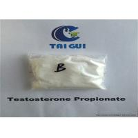 China 100ml/mg Injection Bodybuilding Raw Steroid Powders Testosterone Propionate Test Prop wholesale